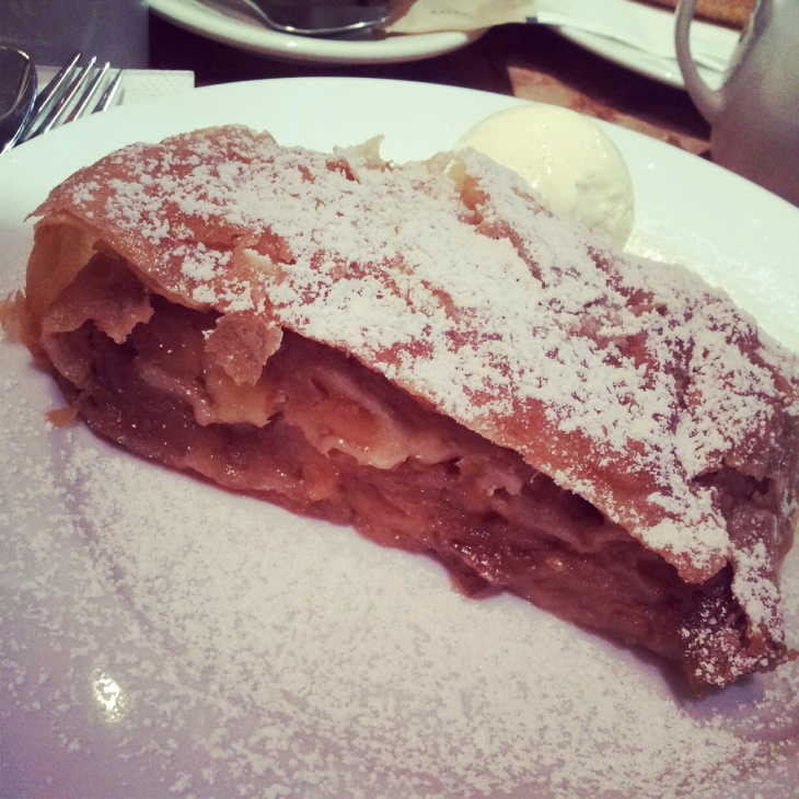 Apple Strudel in Berlin